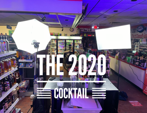 The 2020 Cocktail Commercial